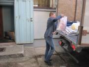 Сегодня собрали 1540 кг макулатуры.