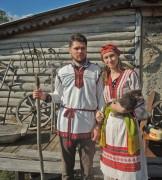Активности проекта Культурной мозаики «Подлесная Тавла – ЭТНО-арт-территория» летом 2017 г.