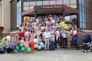Рынок - Агро поддерживает детей Тольятти.