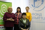 Добровльцы  Института восточной культуры  открывают фестиваль  в ЛЕНТЕ.,