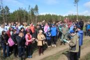 ГБФ «Фонд Тольятти» продолжает сажать лес!